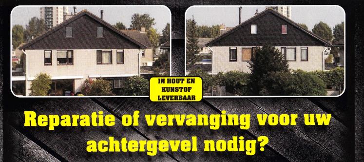 Timmerbedrijf Gouda gezocht!