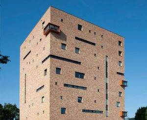 Architectuur Tilburg erg mooi